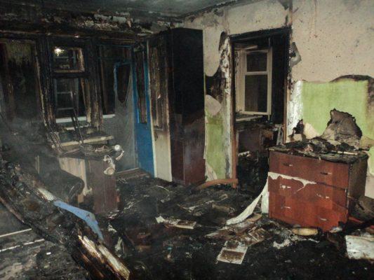 ВКазани из-за пожара эвакуировали 28 жильцов дома поул.Тинчурина