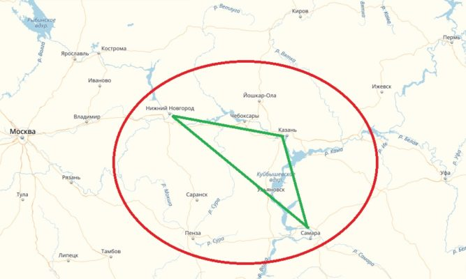 СМИ: в декабре на города Поволжья может обрушиться самый крупный в истории метеорит