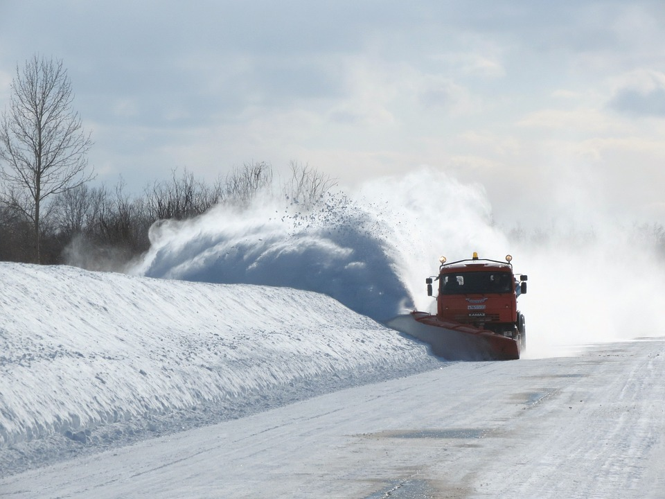 Уборка снега в санкт петербурга